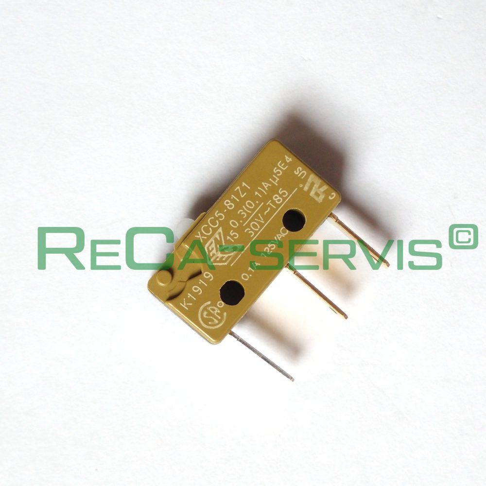 Микропереключатель SAIA-BURGESS XCC5-81