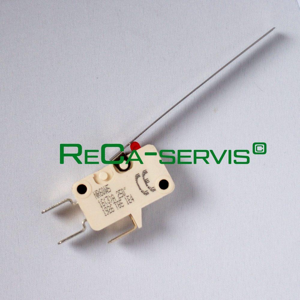 Микропереключатель D45 16A 250В (рычаг 60мм)