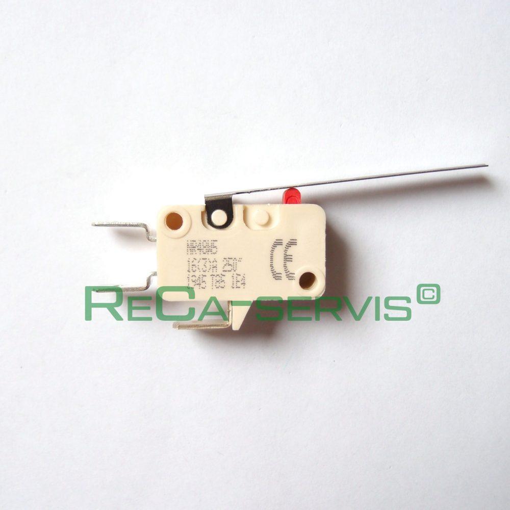 Микропереключатель NR48W5 16A Рычаг 45 мм