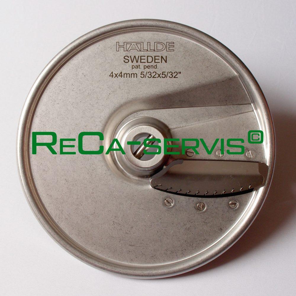 Диск 63128 для овощерезки Hallde RG-100