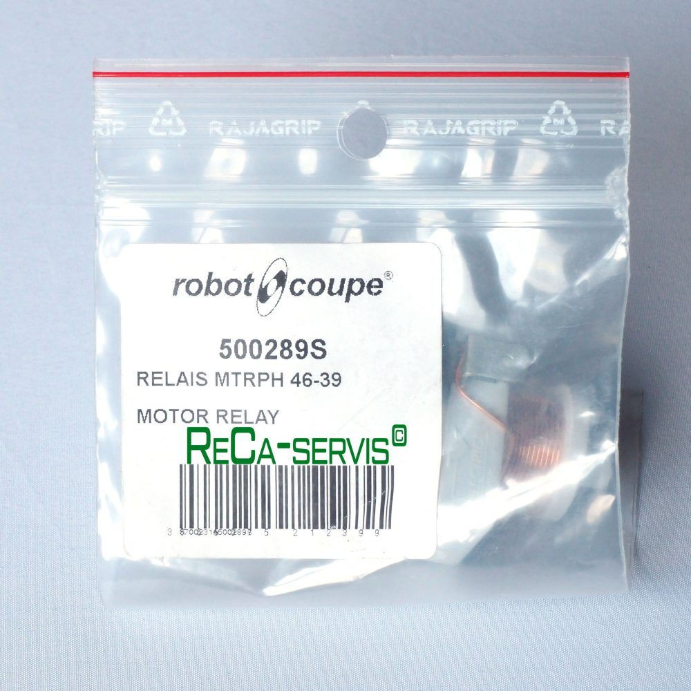 RobotCoupe 500289S реле мотора